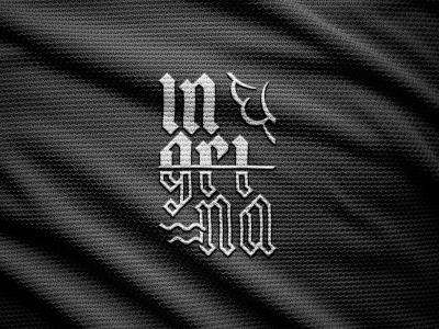 Ingrina logotype hardcore metal post band ingrina logo