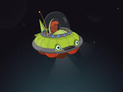DigitaLearn | Flying saucer