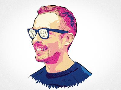 Le Yofo ! profile picture illustration vector avatar portrait