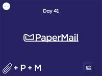 Day 41: Postal service logo