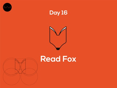 Day 16: Fox Logo