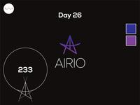 Day 26: Paper Plane Logo