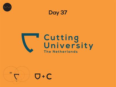 Day 38: University logo