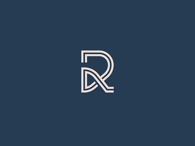 PERSONAL LOGO. typography blue art artwork illustration branding logo design vector