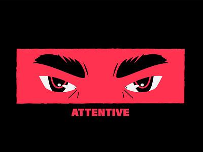 Angry Eye man illustartion illustrator artwork illustration vector angry red black football eye