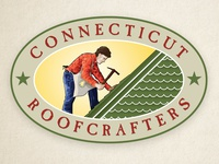 Connecticut Roofcrafters Logo