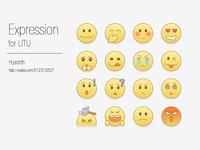 Expression For Utu