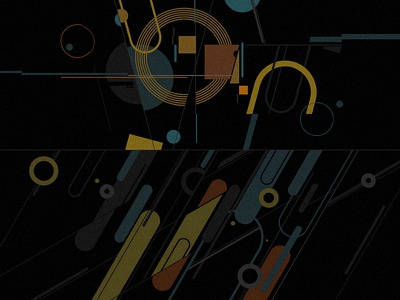 Abstract composition lithuania design kaunas plugas