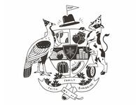 Coat of Arms - Davidson