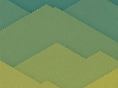 Green Paper Gradient