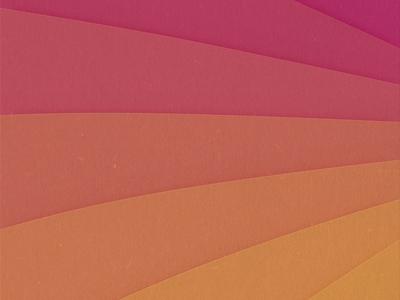 Orange Paper Gradient
