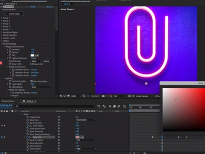 Splash screen app onboarding splash tutorial mockup minh pham vietnam lights neon ios iphone product design illustration interaction animation motion mobile ux ui