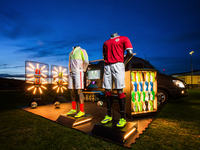 Nike Football trials