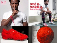 Nike + Red