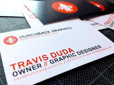 Business Card Overhaul
