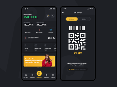 paycell mobil redesign app ux ui