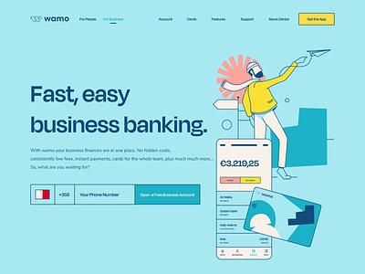 wamo web design design ux ui