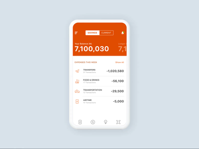 GTBank App wallet search biometrics transfers authentication card banking app transaction android analytics