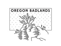 Oregon Badlands
