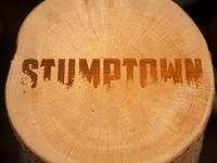 Stumptown Logo Design
