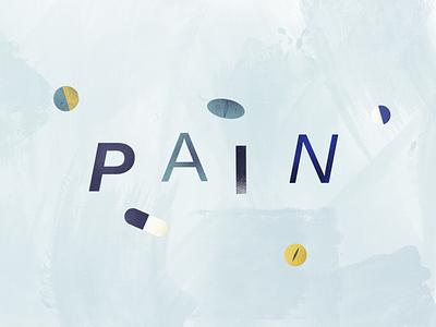 Pain flat design animation 2d animation style frame