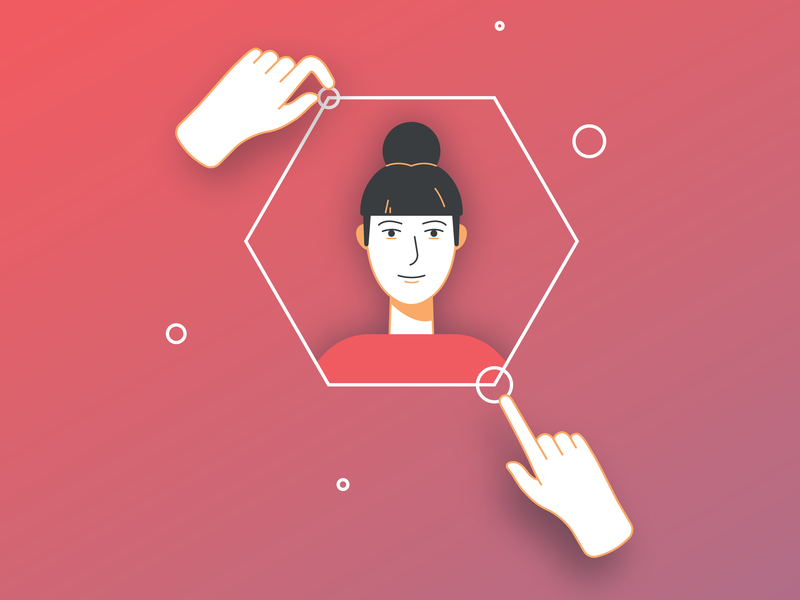 Hands style frame illustration flat vector hands character design character concept 2d animation 2d animation artificial intelligence