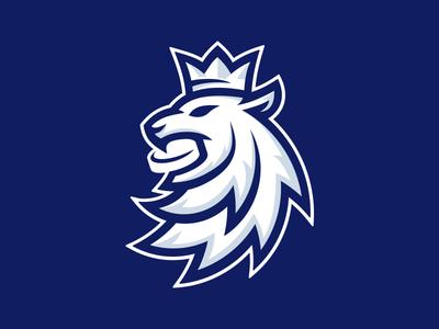 Czech Ice Hockey czech republic czechia animal dynamic ice puck crown sport lion hockey czech