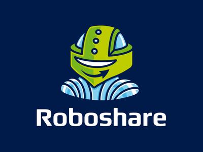 Roboshare upload download android helmet armor cloud sharing share robot