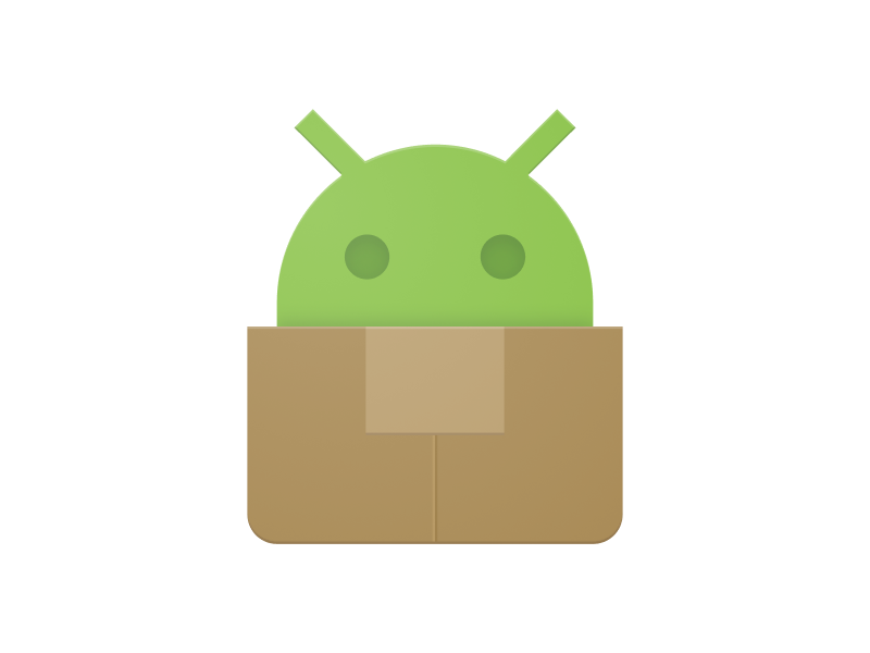 ML Manager app iconography icon android manager ml
