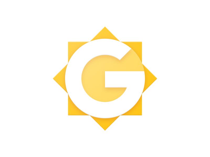 Google Weather sunny sun icon weather google