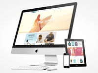 Surfer Onlineshop, b2c e-commerce