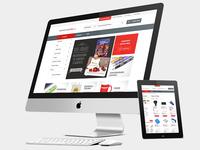 B2B / B2C Onlineshop