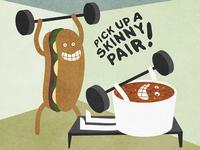 Skinny Pair