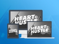 Heart And Hustle Wallpaper Pack