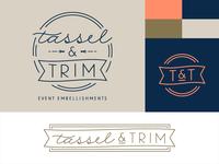 Tassel & Trim Logo Set