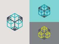 Geometric Logo Concept