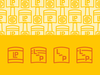 Little Pistons Logo Concepts (cont'd)