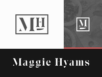 Maggie Hyams - Brand Identity
