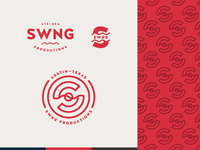 SWNG Branding Concept (2/3)