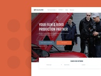 ProductionHUB Homepage
