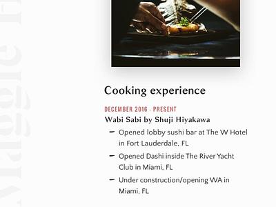 Site updates list website quattrocento sans oswald cook chef bagnard sans