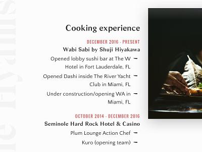 Site updates cont'd bagnard sans chef cook oswald quattrocento sans website list