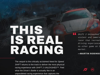 Style Exploration quote cousine archivo black arimo need for speed racing cars typography layout