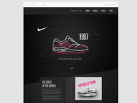 Nike Air Max timeline