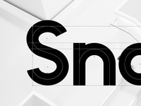 Snark Typo Logo