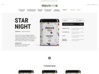 Product  Page - Depuravita