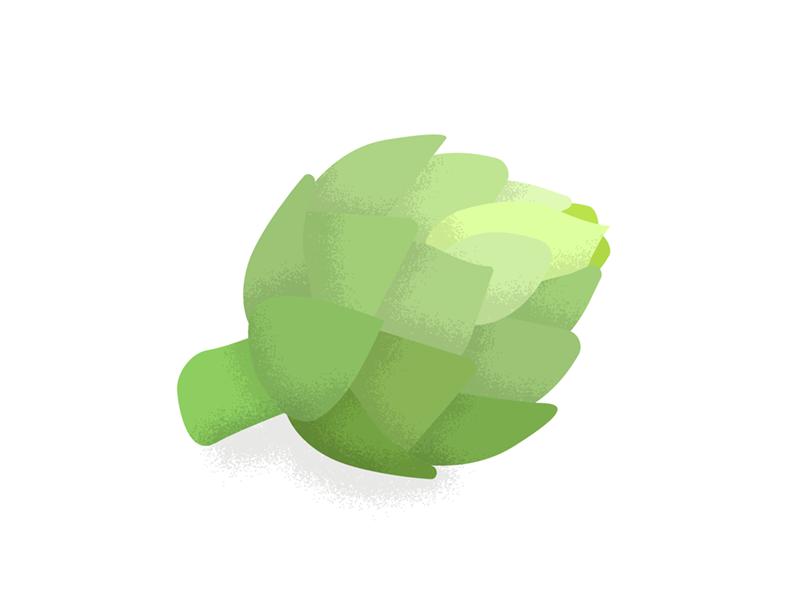 Artichoke green vegetables graphics illustrations artichoke
