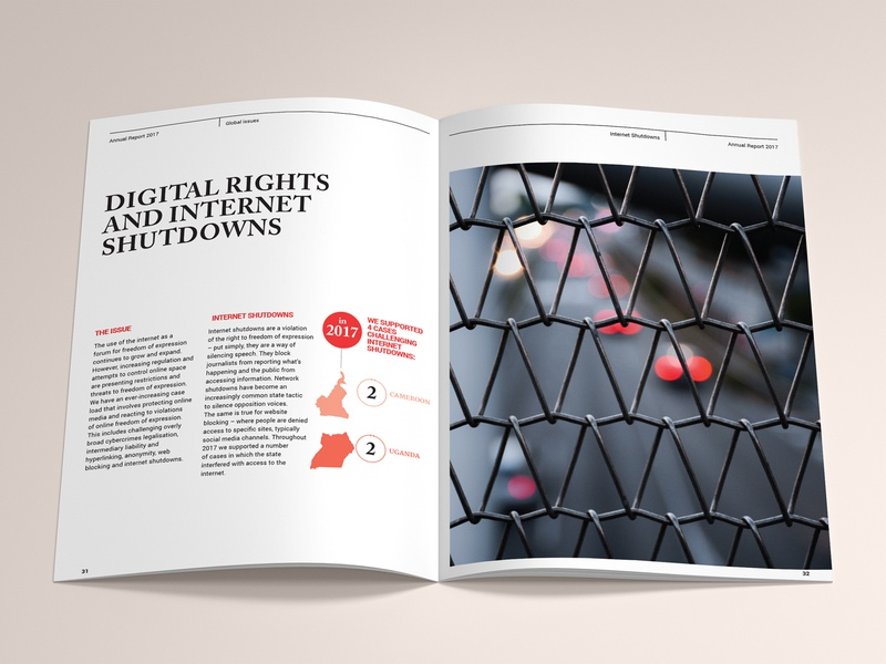 Annual Report 2017 for MLDI UK graphic  design annual report charities layout infographics iconography icons branding illustration graphics