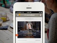 citysocializer : Meet New People Offline