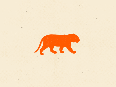Blind Tiger silhouette